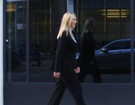 Pro photo - Walking in suit
