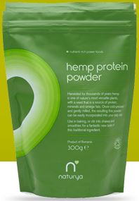 Hemp powder - Naturya