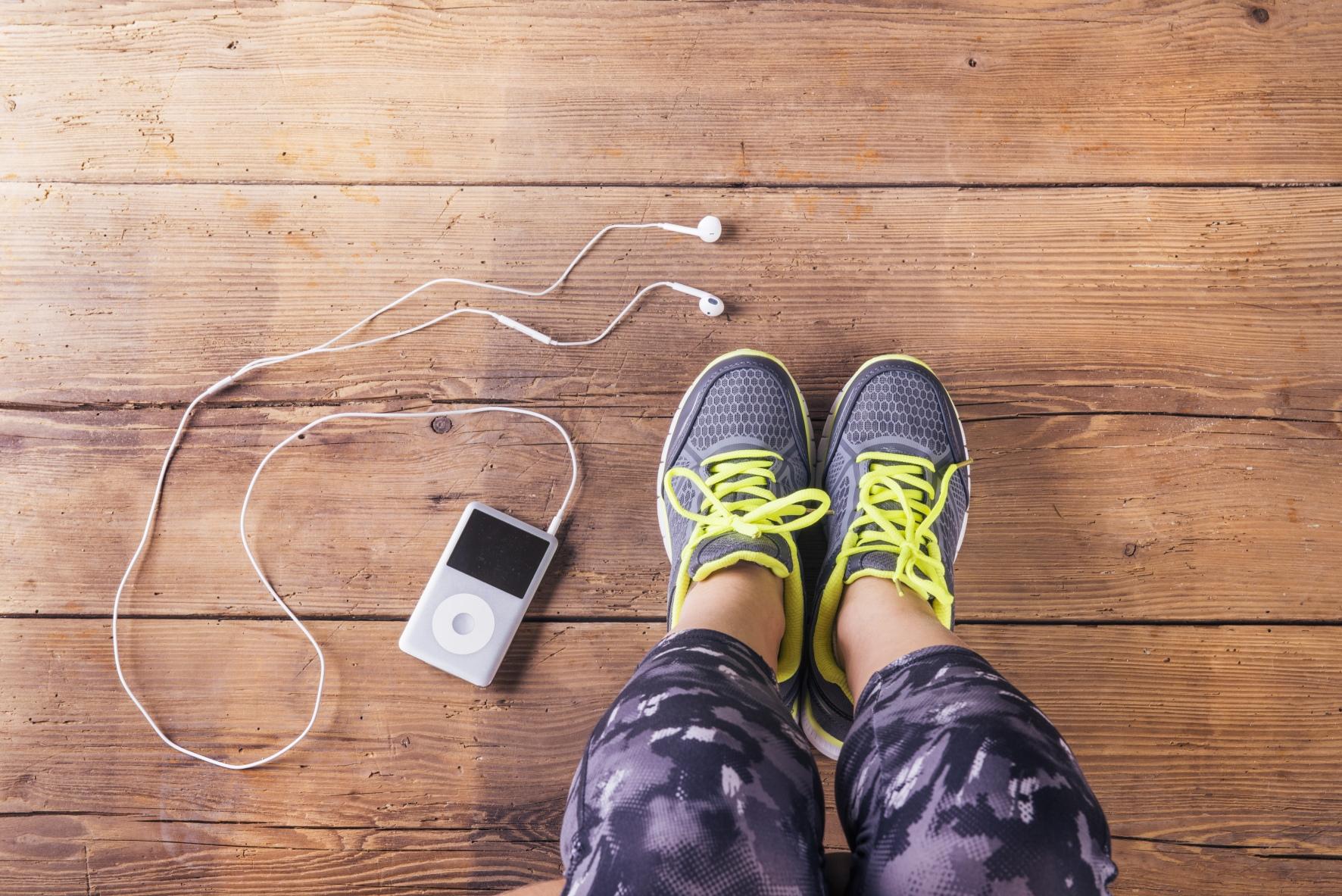 Runner & ipod