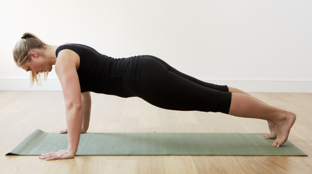 Plank Level 2